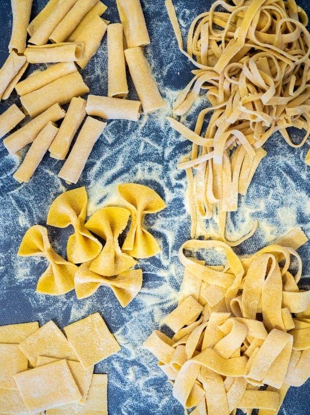 Pasta-deegwaren